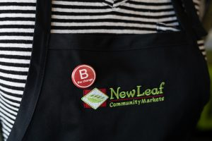 New Leaf Community Markets is proud to be a B Corp!