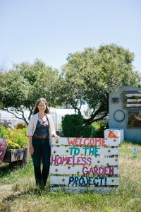 New Leaf Community Markets partners with and supports many local organizations including Homeless Garden Project